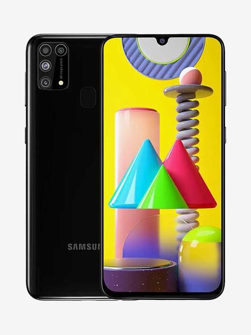 Samsung Galaxy M31 (Space Black, 128 GB)