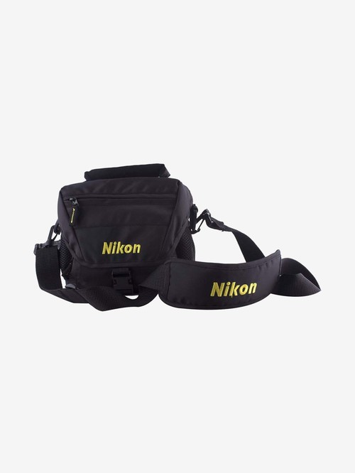 Nikon DSLR Shoulder Camera Bag  Black