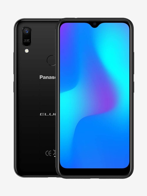 Panasonic Eluga I8 32  GB  Charcoal Black  3  GB RAM, Dual SIM 4G