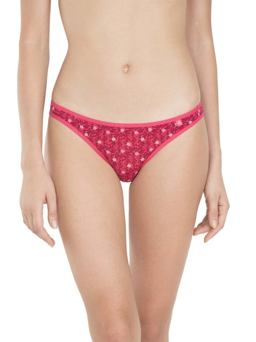 Jockey Ruby Printed SS02 Bikini