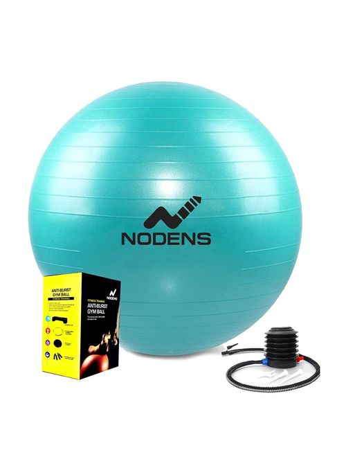 NODENS Blue Anti Burst Gym Ball  95 cm