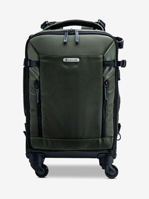 Vanguard Veo Select 55BT Camera Bag with Trolley  Green