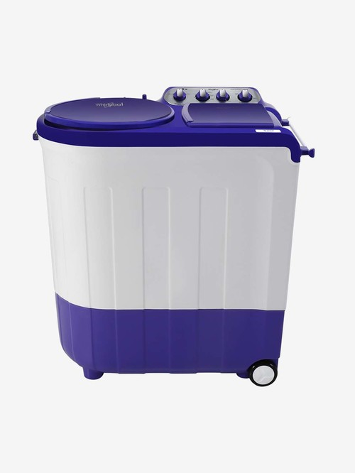 Whirlpool 8Kg 5 Star Semi  Automatic Top Load Washing Machine  ACE 8. TRB DRY, Purple
