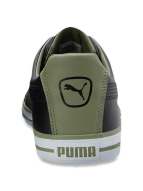 Buy Puma Slyde Knit MU IDP Olive