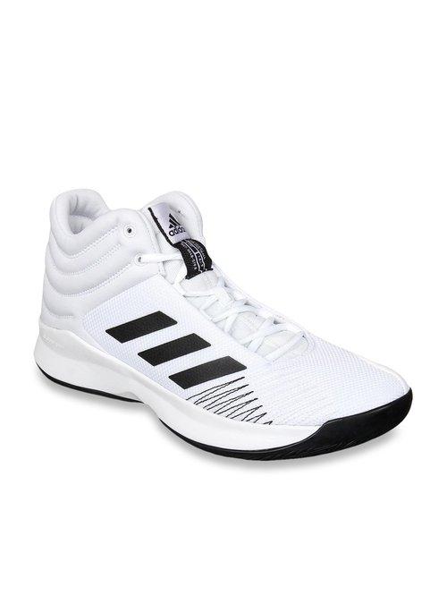 Buy Adidas Pro Spark 2018 White