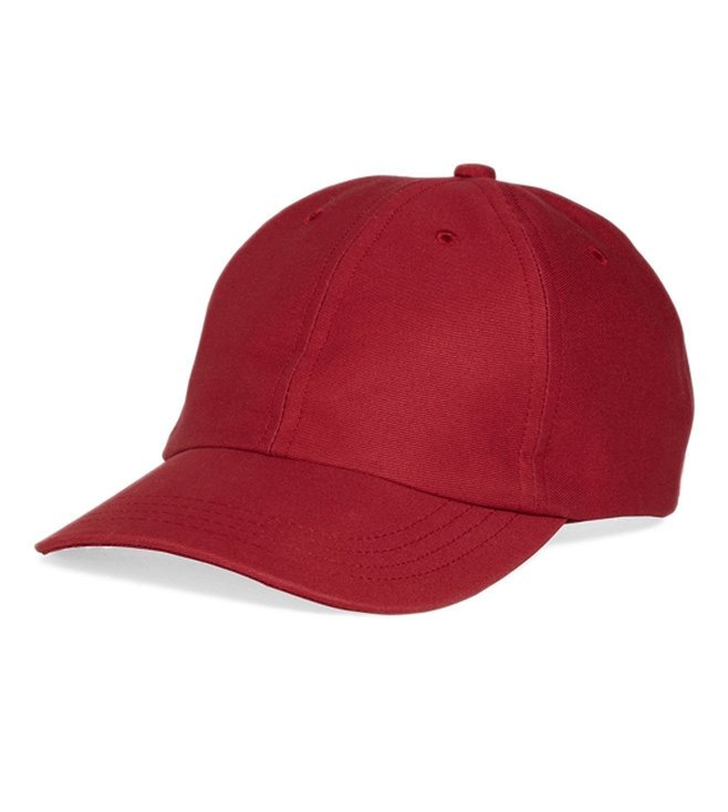 Brooks Brothers Red Fleece Bright Red Baseball Cap