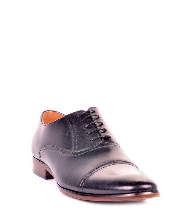 7de43e92dc4 Buy Steve Madden Herbert Black Oxford Shoes for Men at Best Price ...