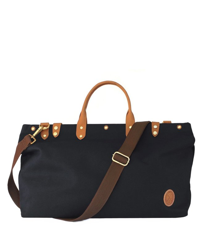 68d07b354 Buy Nappa Dori Black Daily Duffel Bag for Women Online @ Tata CLiQ ...