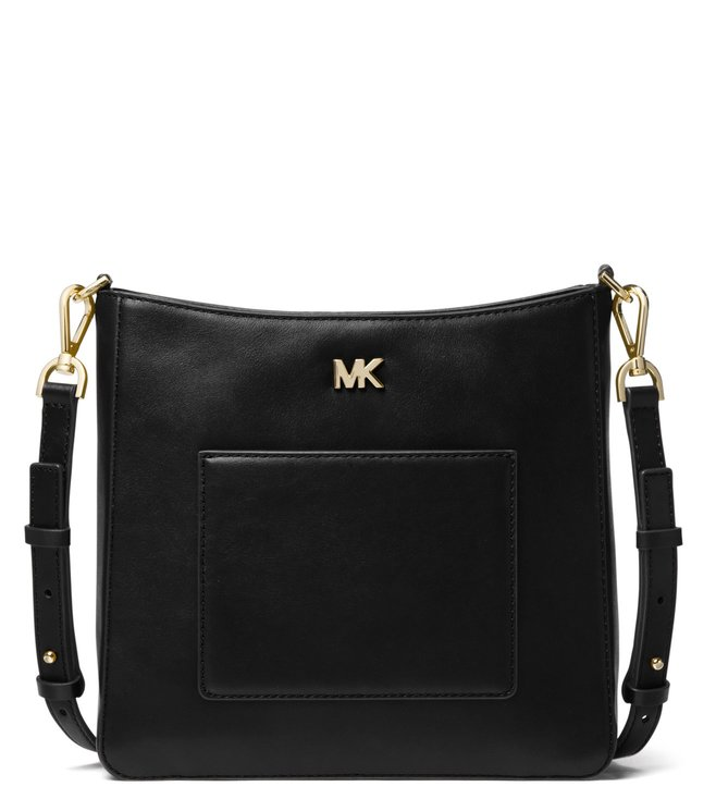 0503a9ba09ba Buy MICHAEL Michael Kors Black Large Cross Body Bag for Women Online ...