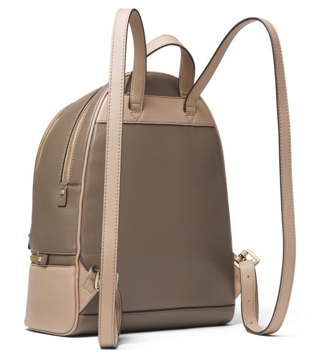 8f2fc633aa82 Buy MICHAEL Michael Kors Truffle And Mushroom Backpack for Women ...