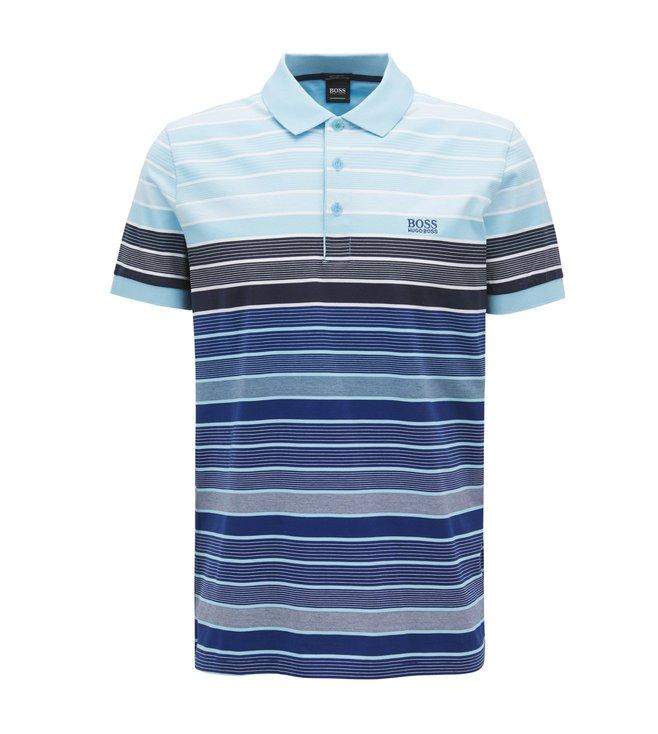 20d50e1bc7d Buy Hugo Boss Dark Blue Paddy 3 Polo T-Shirt for Men Online @ Tata ...
