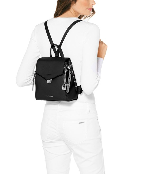 db6ccaeadd38 Buy MICHAEL Michael Kors Black Bristol Backpack for Women Online ...