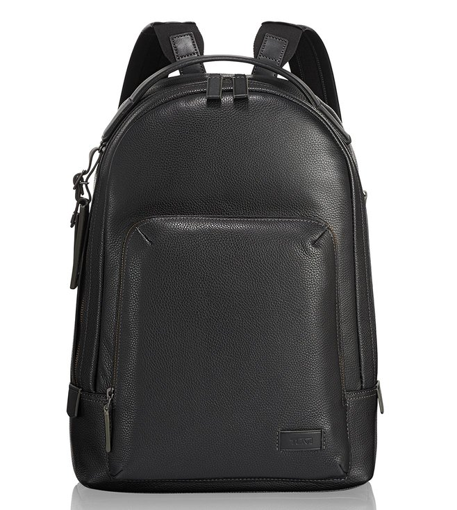 a5a89c8750a0 Buy Tumi Black Harrison Cooper Backpack for Men Online   Tata CLiQ ...