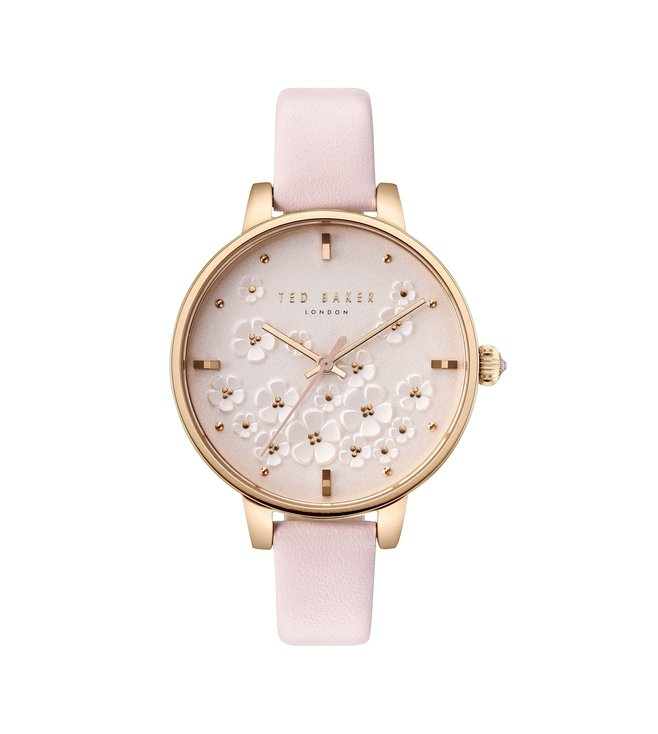 694d938af Buy Ted Baker Pink Kate TE50005023 Analog Watch For Women for Women ...