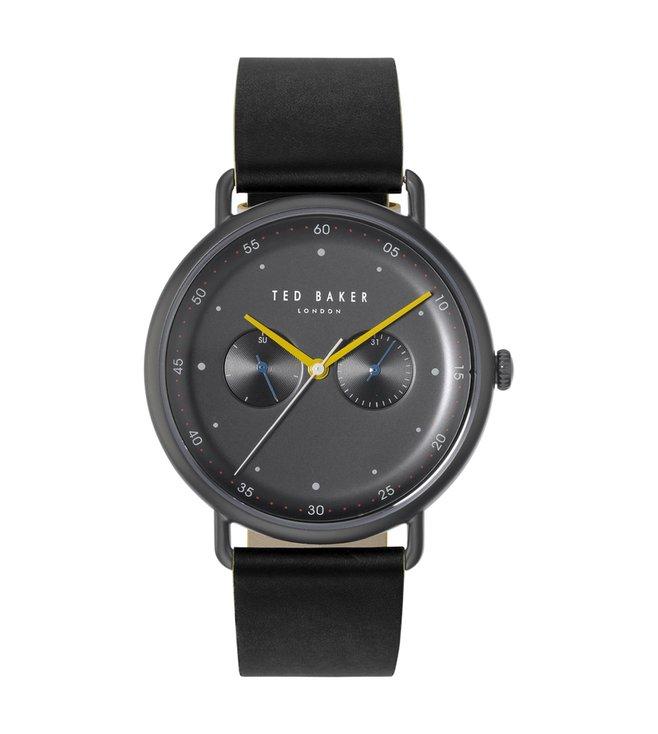 2ca53cfec3e Buy Ted Baker George TE50520003 Black Dial Watch For Men for Men ...