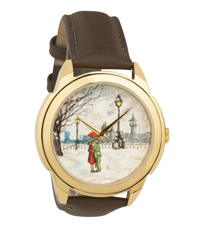 Jaipur Watch Company 502036 Hand Painted Wrist Watch