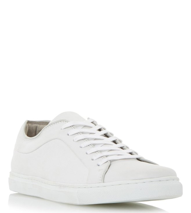 dune leather trainers