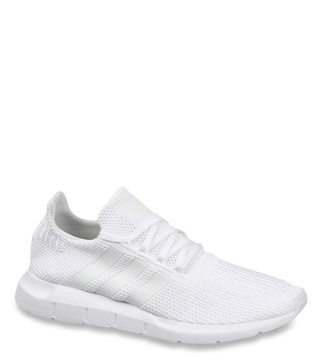 Buy Adidas Originals White Swift Run