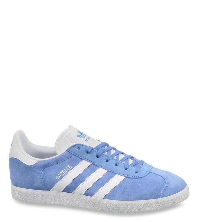 Buy Adidas Originals Blue GAZELLE Men