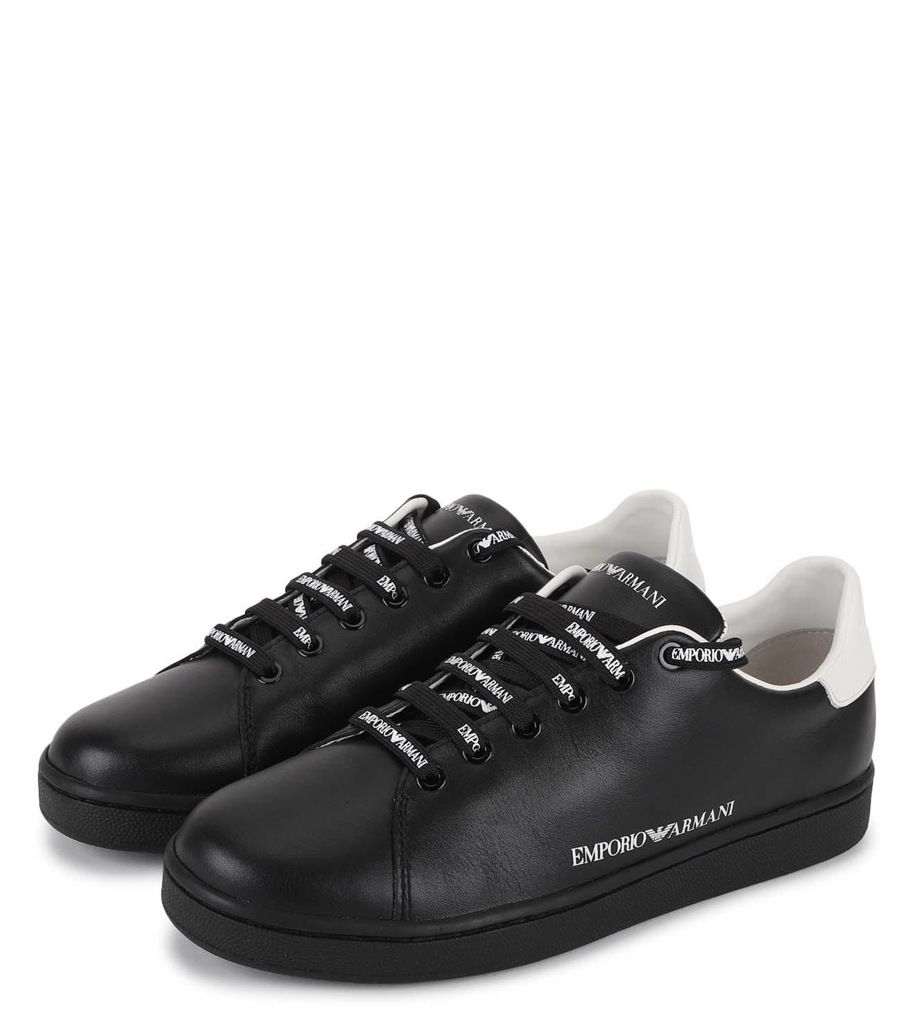 Buy Emporio Armani Black \u0026 White Women