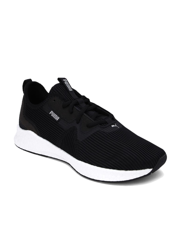 Buy Puma NRGY Star Femme Black Running Shoes for ...