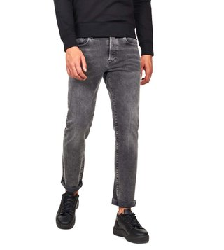 G-Star RAW Antic Charcoal Straight Fit 3301 Jeans
