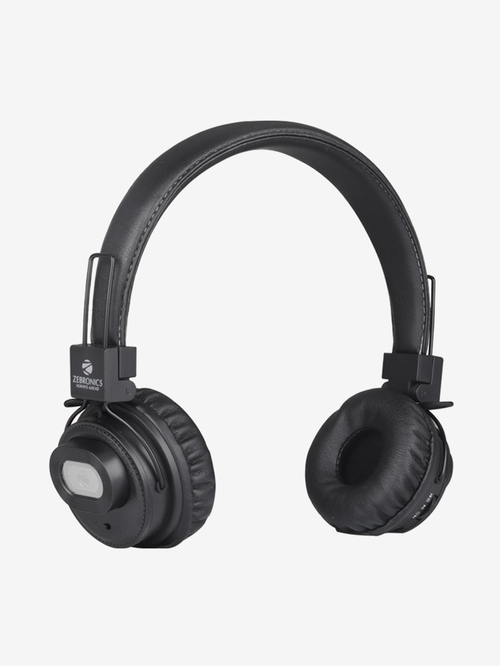 Zebronics Zeb Fusion 2 in 1 Bluetooth Supporting Headphone with Speaker