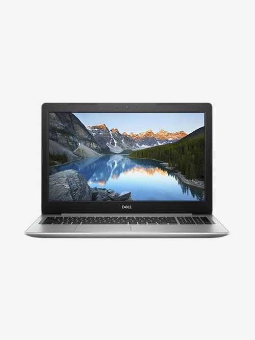 Dell Inspiron Laptop 5570 i5 8thGen 8 GB 2TB HDD 15.6 inch Win10+MSO 2 GB Graphics Silver
