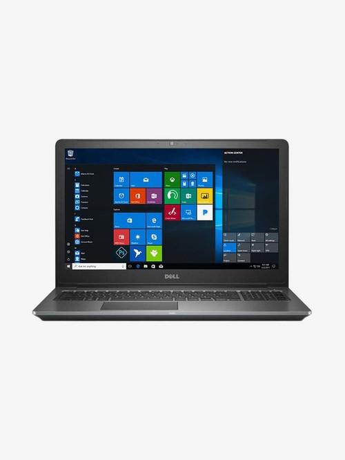 Dell 5000 Core i5 6th Gen – (8 GB/1 TB HDD/Windows 10 Home) 5568 2 in 1 Laptop(15.6 inch, Grey, With MS Office)
