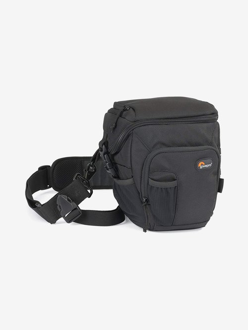 LowePro Toploader Pro 65 AW Camera Shoulder Bag  Black