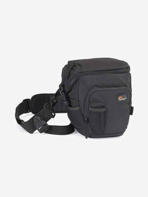 LowePro Toploader Pro 65 AW Camera Shoulder Bag  Black