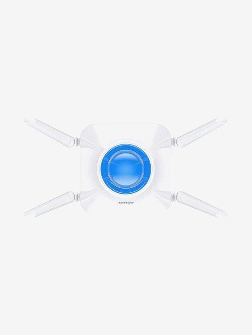 Tenda F6 N300 300Mbps Wireless Easy Setup Router  White