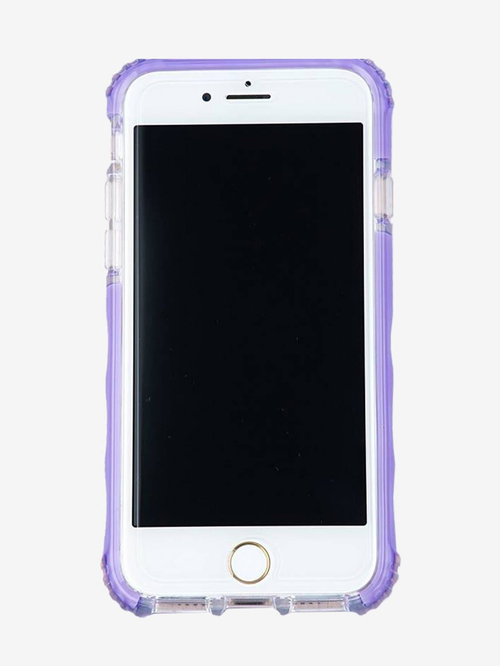 CATZ CZ IP7PTC PRP Back Cover for Apple Iphone 7 Plus  Purple