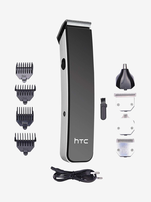 HTC AT-1201 Rechargeable Cordless Multi Grooming Kit for Men (Black)