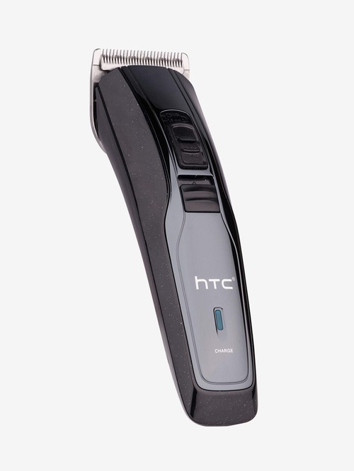 HTC AT-727 Rechargeable Cordless Trimmer for Men (Black)