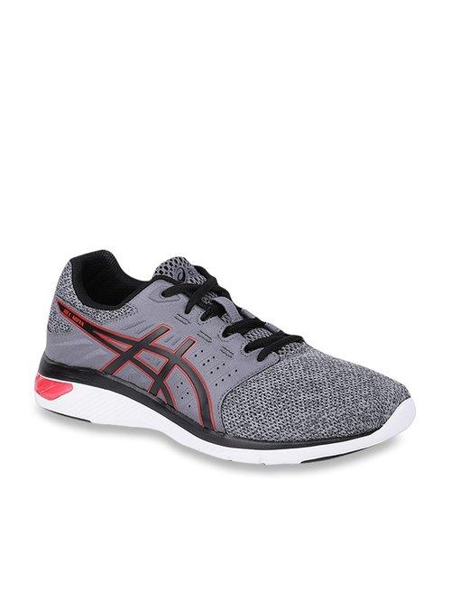 Asics Gel Moya MX Grey Running Shoes