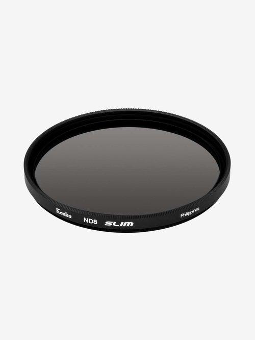 Kenko Smart 49mm ND8 Camera Lens Filter  Black