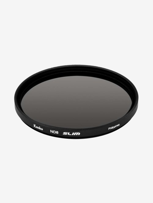 Kenko Smart 58mm ND8 Camera Lens Filter  Black
