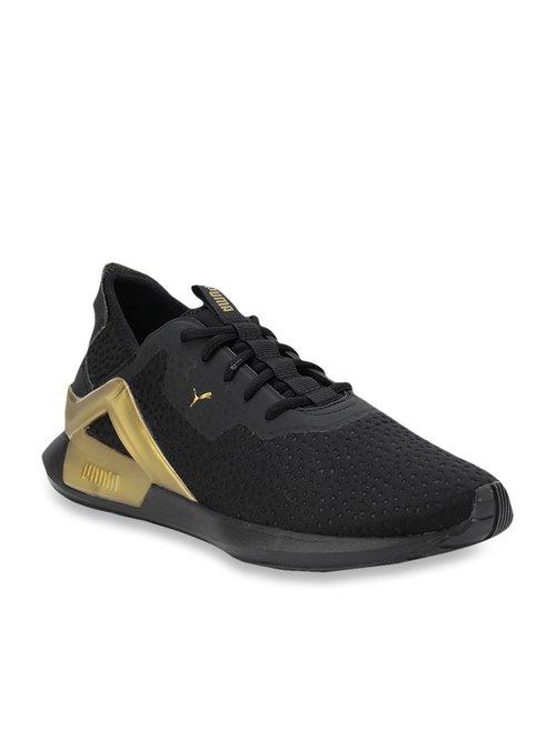 Buy Puma Rogue X Metallic Black