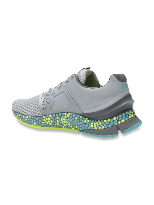 cebolla Indirecto Ups  Buy Puma Hybrid Sky Grey Running Shoes for Men at Best Price ...