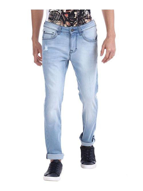 Cherokee Light Blue Skinny Fit Jeans
