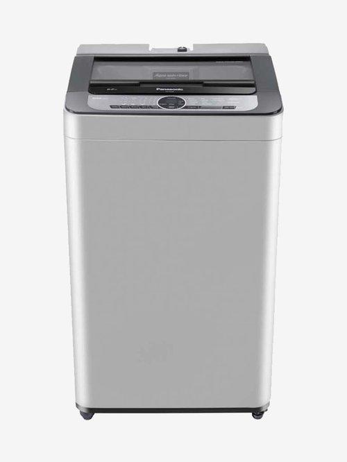 Panasonic 6.2 Kg Fully Automatic Top Load Washing Machine  NA F62B8MRB, Silver