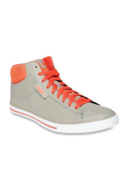 Buy Puma Salz Mid DP Grey Ankle High