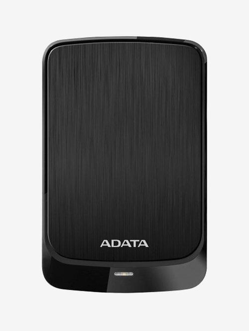 ADATA HV320 2 TB Compact Portable External Hard Drive (Black)