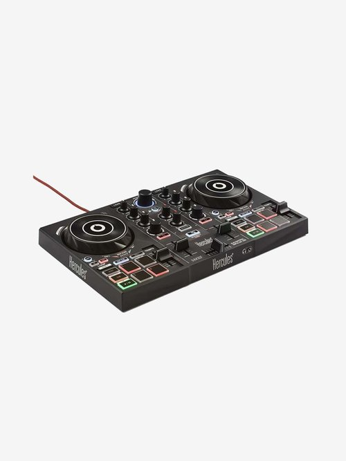 Hercules Inpulse 200 DJ Controller with USB (Black)