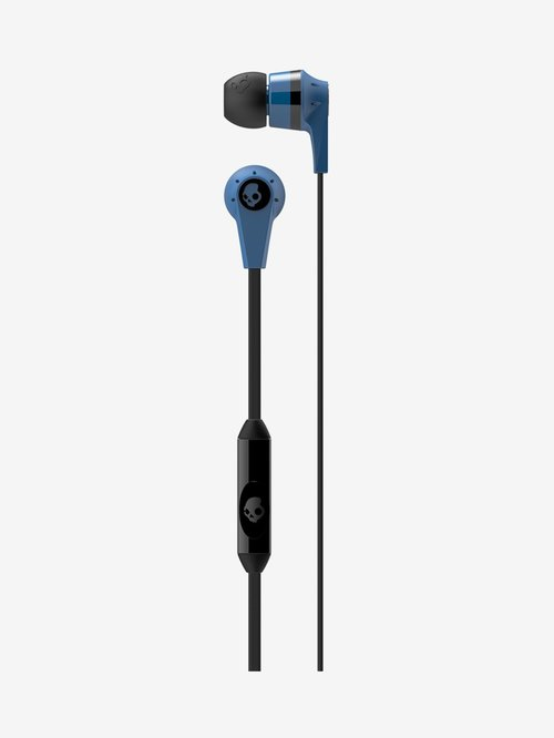 Skullcandy Inkd S2Ikdy 101 Wired Earphones  Blue