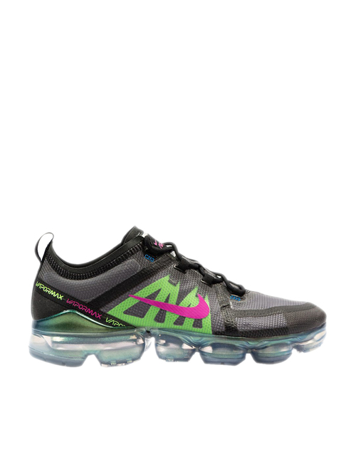 Buy Nike Air Vapormax 2019 PRM Grey \u0026 Black Running Shoes