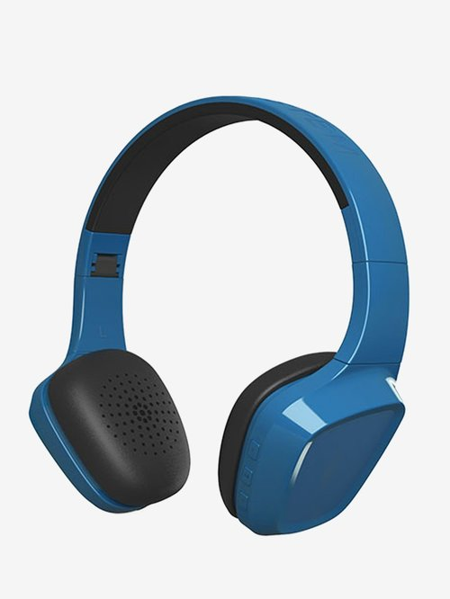 Energy Sistem Headphones 1 On The Ear Bluetooth Headphone with Mic  Blue