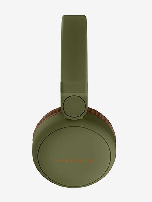 Energy Sistem Headphones 2 On The Ear Bluetooth Headphone with Mic  Green
