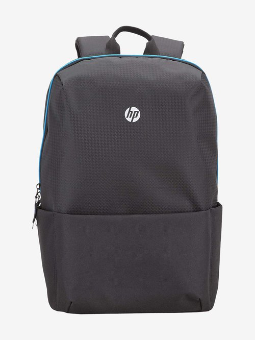 HP Titanium 19L Laptop Backpack For 15 inch Laptops  Black  HP Electronics TATA CLIQ